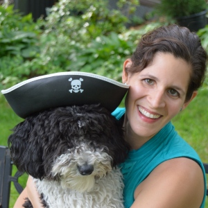 Puppy Pirates Author Photo