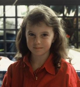Elaine at 11