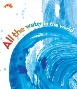 all rhe water in the world