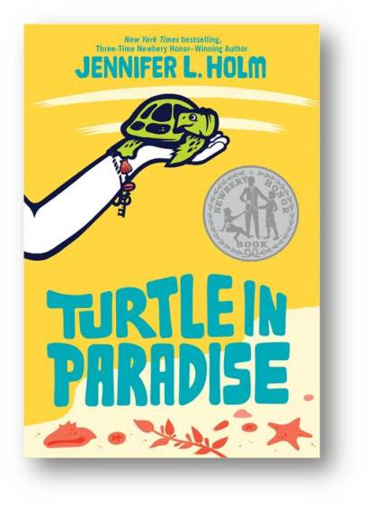 Turtle in Paradise New