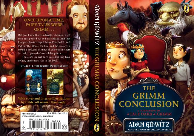 The Grimm Conclusion | Download eBook pdf, epub, tuebl, mobi