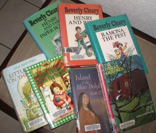 ChildhoodFavoriteBooks