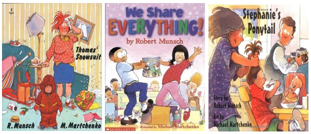 more munsch books