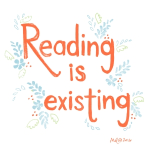 reading is existing