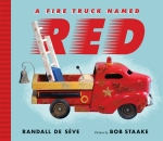 A FIRE TRUCK NAMED RED_cover image