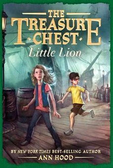 little lion treasure chest