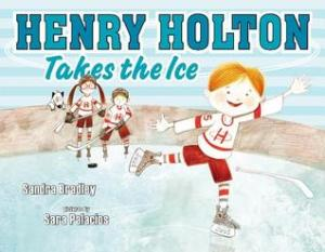 Henry Holton Takes the Ice