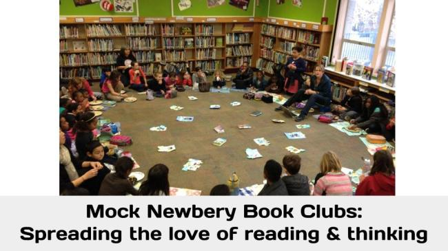 Mock Newbery Book Club (3)