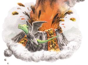 George_the_Dragon_Volcano
