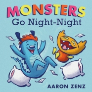 monsters go night night