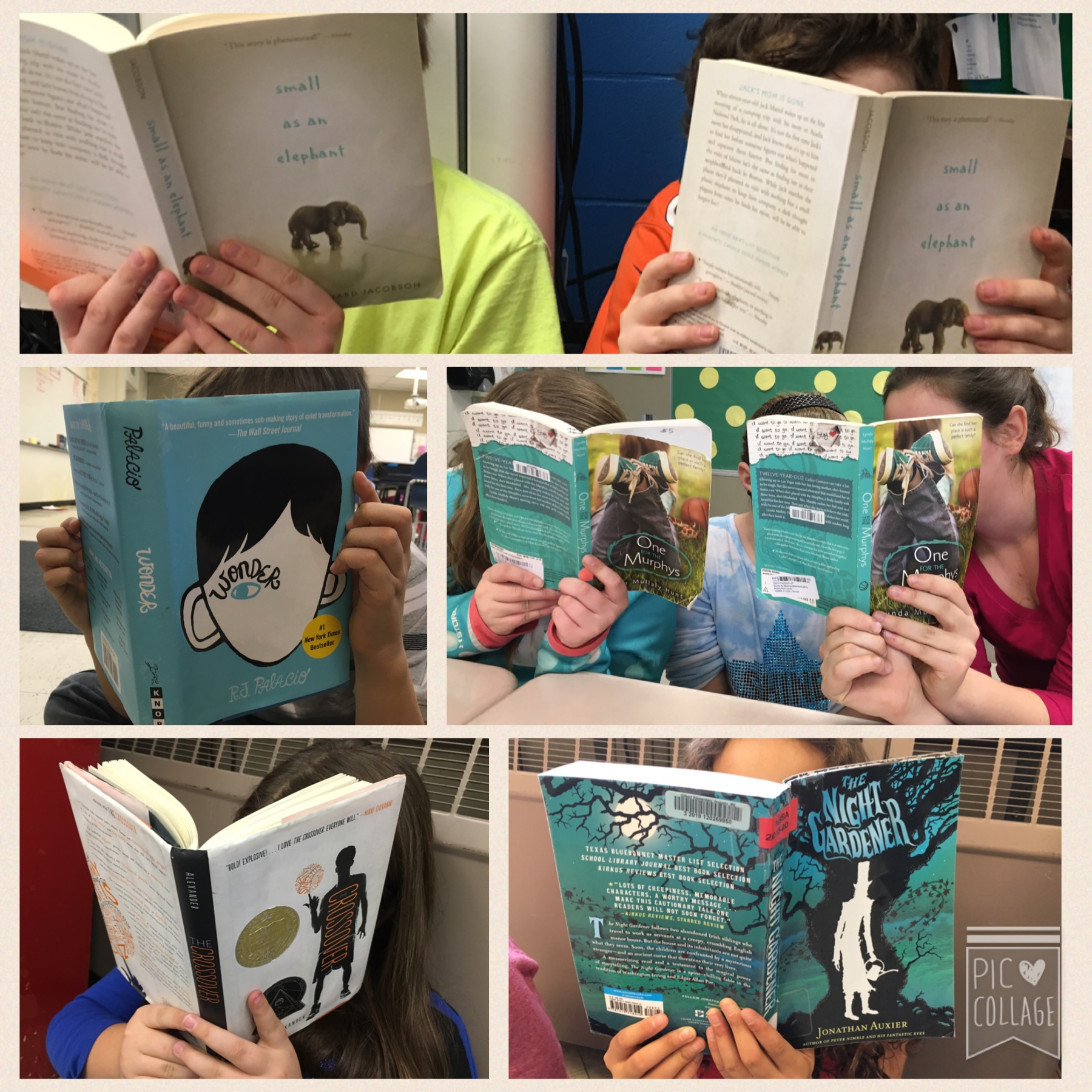 I Am What I Read: 5 Ways to Nurture Reading Identity by Paula Bourque