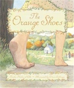 the-orange-shoes