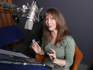 laraine-newman-in-the-studio-recording-castle-in-the-mist_cr-tracy-gitnick