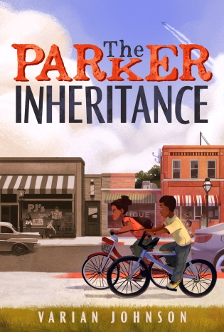 The Parker Inheritance final cover