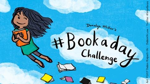 #bookaday online