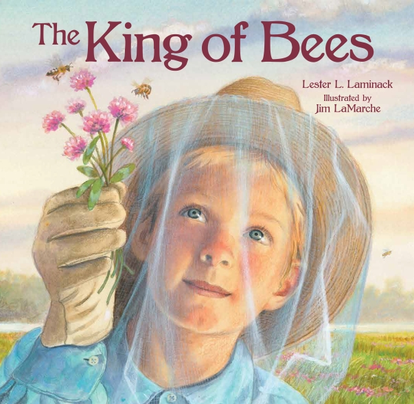 The King of Bees_front cover