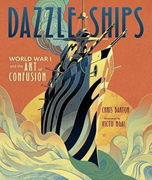 dazzle ships world war I and the art of confusion