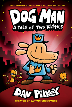 dog man tale of two kitties