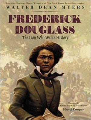 frederick douglass lion who wrote history