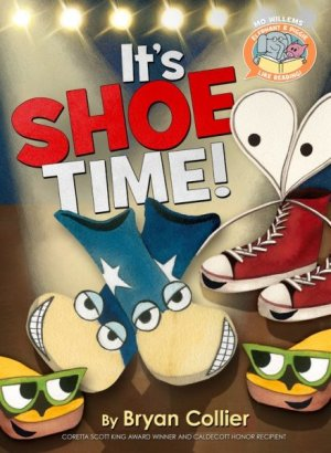 its shoe time