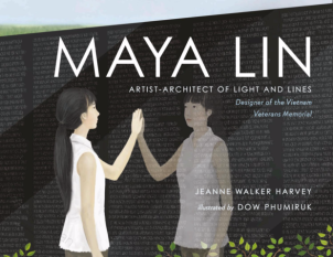 maya lin artist architect of light and lines