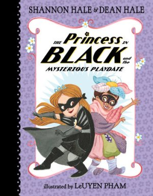 princess in black mysterious playdate
