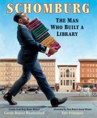 schomburg the man who built a library
