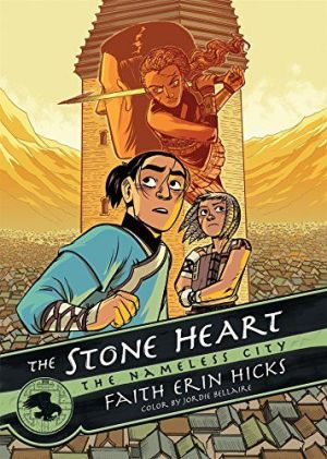 the stone heart graphic novel