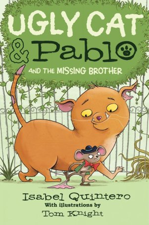ugly cat and pablo and the missing brother