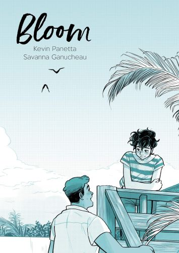 bloom graphic novel