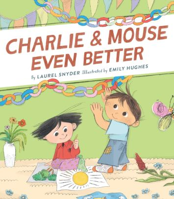 charlie and mouse even better