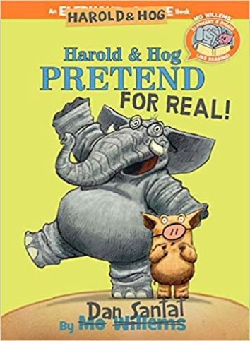 harold & hog pretend for real