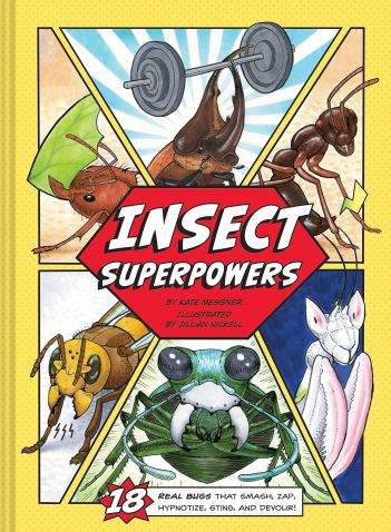 insect superpower
