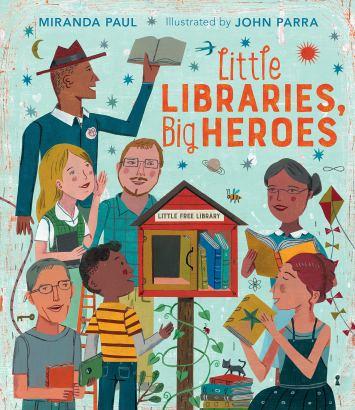 little libraries big heroes