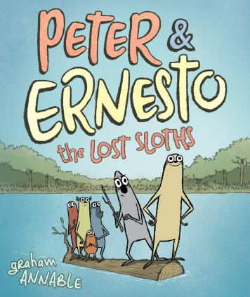 peter and ernesto the lost sloths