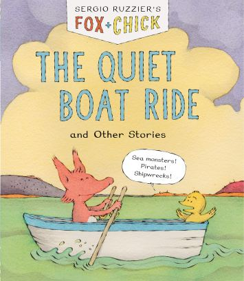 the quiet boat ride