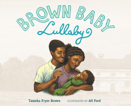 Brown Baby Lullaby cover