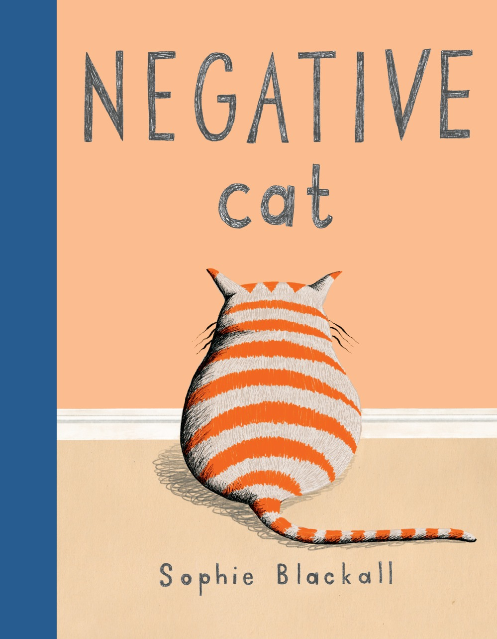 Finding My Happy Ending for Negative Cat by Sophie Blackall