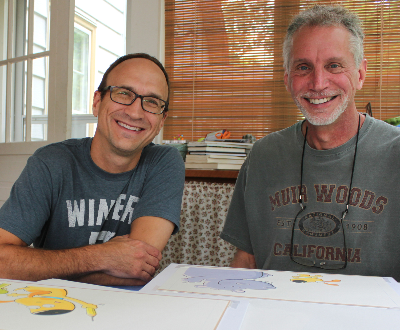 6 Mike Wohnoutka and David LaRochelle
